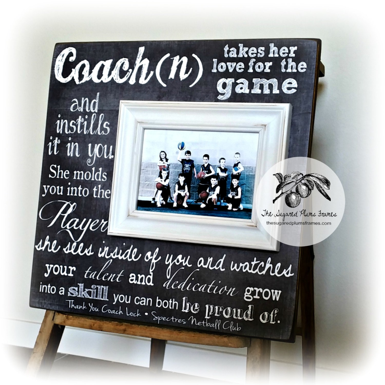 Personalized coach thank you gift coach gift ideas basketball 7900 jeuxipadfo Images