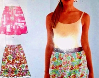 2011 NEW LOOK by Simplicity P6031 Uncut sizes 8-18  Misses SKIRT