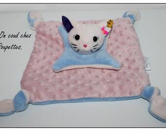 Pink cat - girl toy Plushie