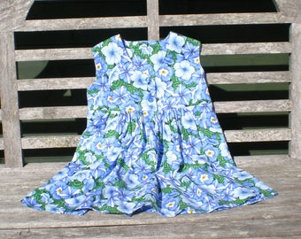 SALE...Girls slipover dress