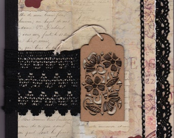"""7"""" x 10"""" Lined Journal"""