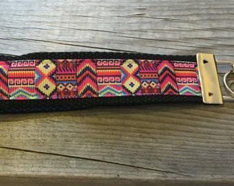 Aztec Wrist Keyfob