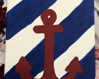 Custom Nautical Canvas