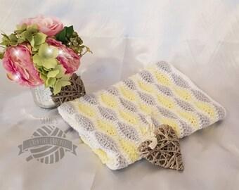 Bertie Baby Pram Blanket