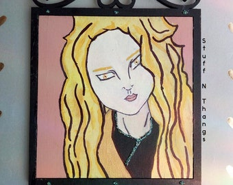 Yulian small portrait
