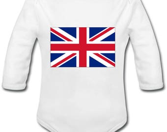 United Kingdom - possibility of custom name onesie