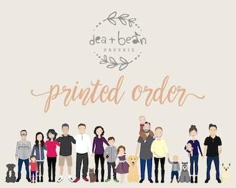 Printed Order Add-on
