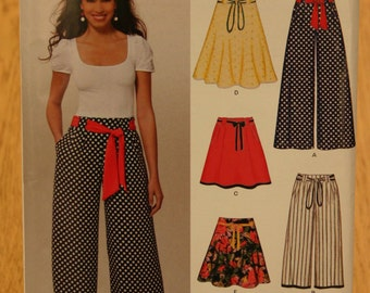 New Look by Simplicity Misses Pattern Sizes 6-16