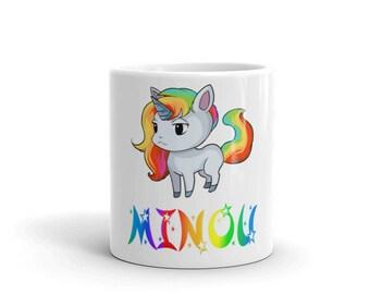 Minou Unicorn Mug