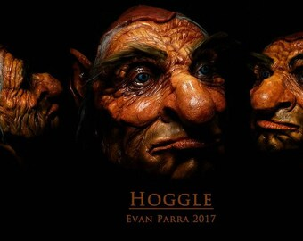 Hoggle - Professional Latex Mask