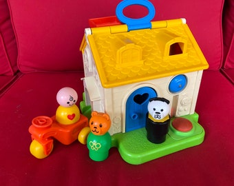 Fisher Price Discovery Cottage #136