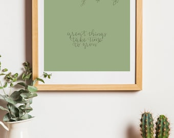 Great Things- INSTANT DOWNLOAD