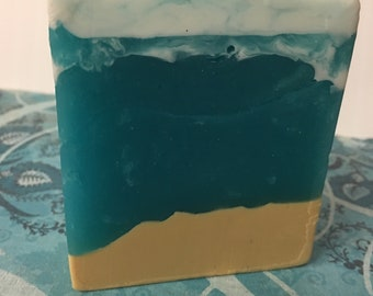 Homemade Fierce type  soap bar 5 oz