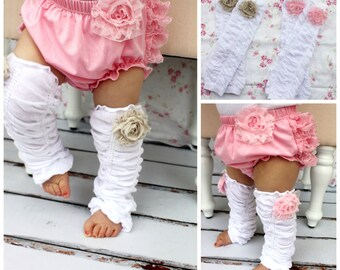 Valentine's Day Baby Girl Coming Home Outfit Chiffon Rose Ruffle Leg Warmers Boot Cuffs. Baby's 1st Birthday Outfit Cake Smash, Mommy and Me