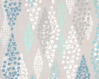 "Premier Prints Fabric-ANGELO- Canvas Slub Fabric-Fountain-Or-Riverway-Fabric-By The Yard-54"" wide-Slub Canvas-Decorator fabric"