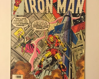Iron Man #99 ! Grande copie ! Marvel 1977