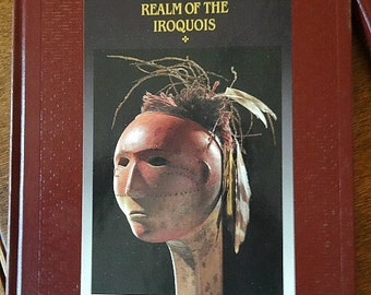 2 Time Life Books Native American Realm of the Iriquois and People of the Ice and Snow Set