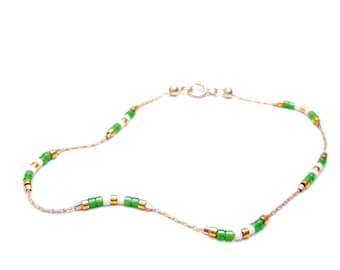 Delicate bracelet Dainty Bracelet Gold chain Bracelet Dainty Chain Bracelet Thin Gold Bracelet