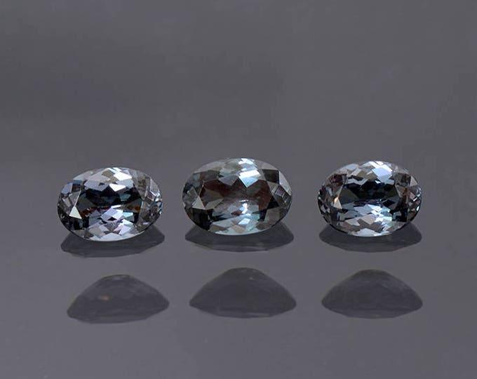 Superb Color Change Garnet Gemstone Set with Blue! 2.30 tcw.