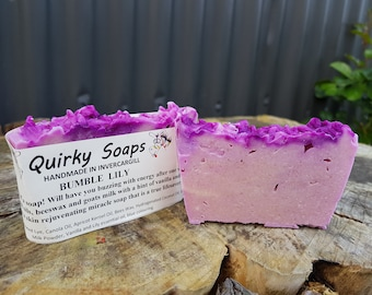 Bumble Lily Soap