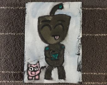 Gir Painting