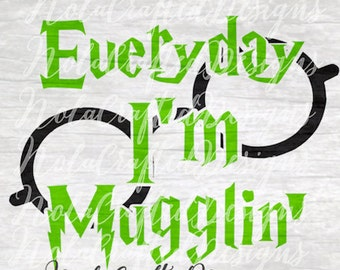 Muggle Etsy Studio