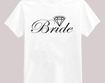 Elegant Bridal T-Shirt
