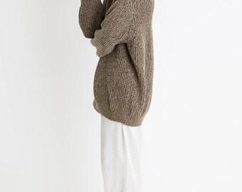90s Green L.L.Bean Sweater XL