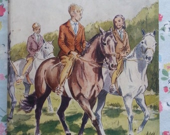 Hardback The Radney Riding Club By Josephine Pullein-Thompson First Edition 1952