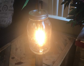 End Table Lamp or Desk Lamp