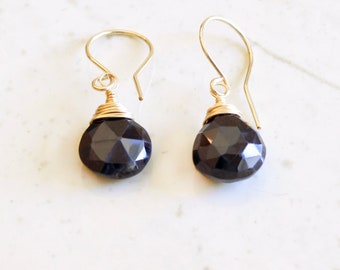 Drop Earrings Gold, Black Onyx Earrings, Black Onyx Earrings, Black Onyx Earrings, Dangle Earrings,Gifts For Her