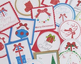 Christmas Printable Gift Tags Christmas tag