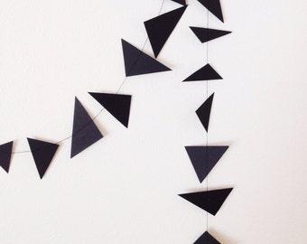 Triangle Confetti Garland