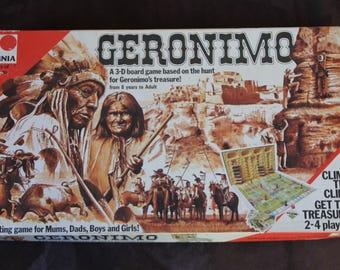 Geronimo Board Game