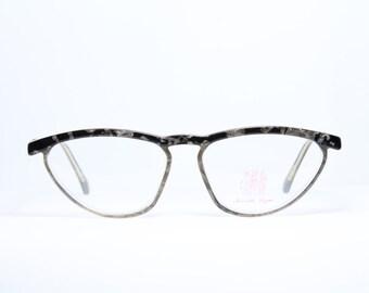 NOUVELLE LIGNE Vintage Brille Eyeglasses Lunettes Occhiali Gafas SWING 9 Germany