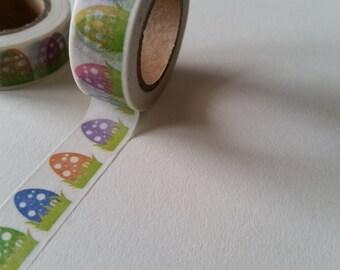 Easter Egg Hunt Washi Tape