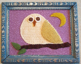 Pictures, Wool Pictures, Home Decor, Wall Decor, Owls, Wall Art, Birds