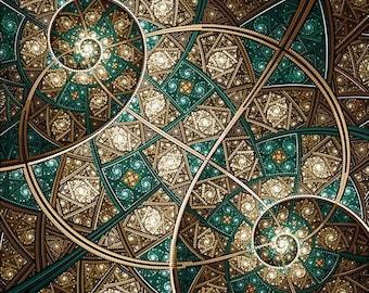 fantasy embroidery kit mandala embroidery design universe embroidery mandala pattern abstract embroidery craft kit needlepoint kit geometry