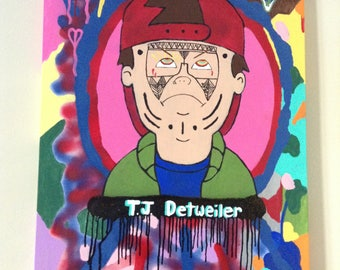 T.J Detweiler Painting