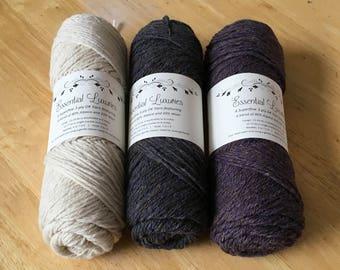Alpaca Yarn- Essential Luxuries- DK