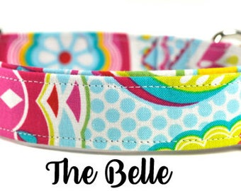 Floral Dog Collar - The Belle