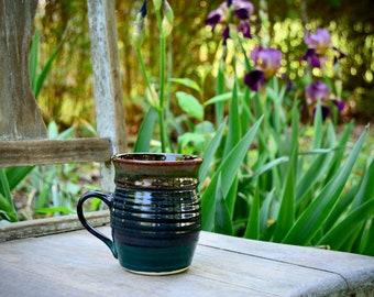 Handmade Stoneware Mug