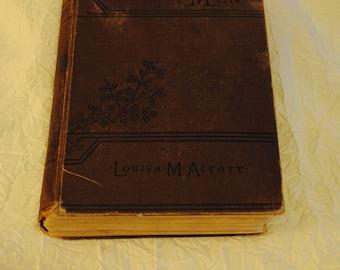 Little Men by Louisa May Alcott 1899