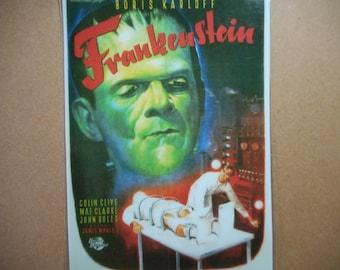 Magnet Frankenstein movie poster magnet 1931
