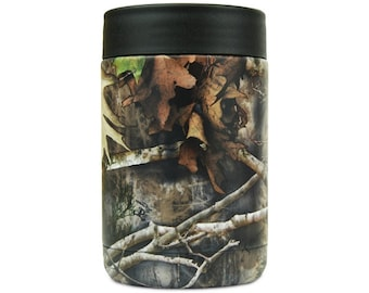 Camo Can Cooler / Custom Tumbler /  Personalized RTIC
