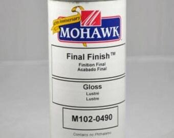 Final Finish™ Clear Flat