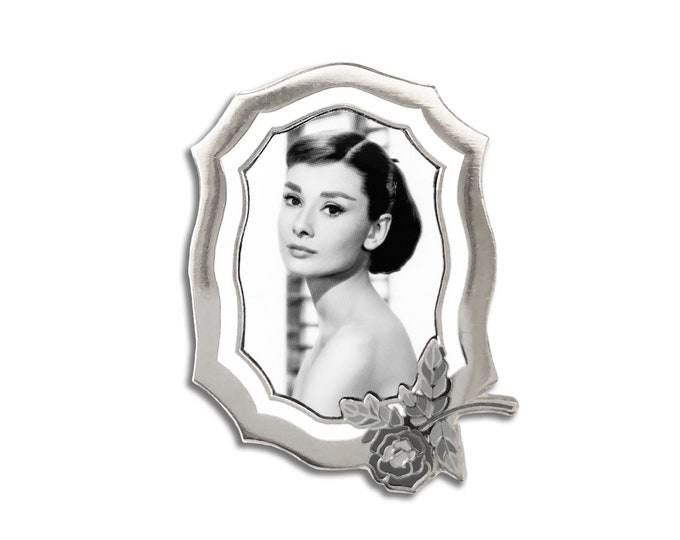 Audrey Forever Pin
