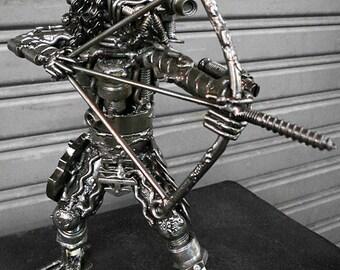 Mini Metal Hunter : Archer (small item)