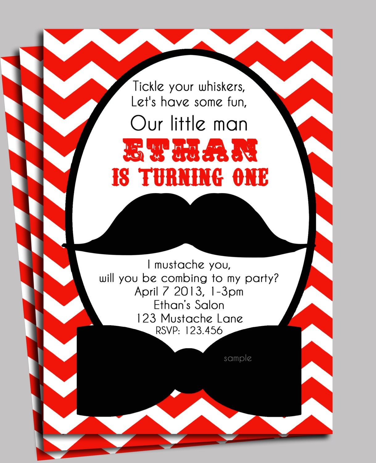 Exelent mustache first birthday invitations vignette invitations little man mustache invitation printable or printed with free filmwisefo