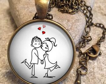 Valentine Jewelry Necklace, valentines jewelry, heart jewelry, valentine gift,gift for her,valentines gift,valentines day,gift for wife va16